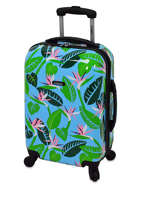 Leisure Gallery Hardside Spinner Carry On