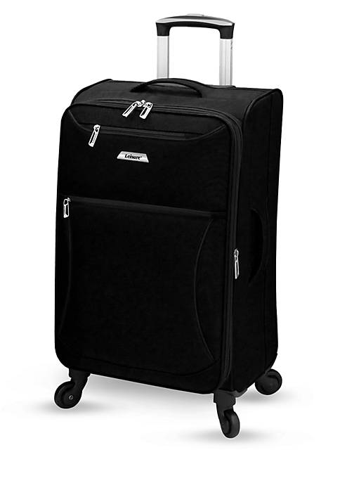 Leisure Vector Black 21-in. Spinner