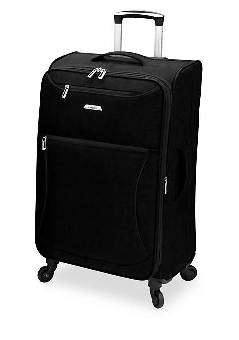 Leisure Vector Black 26-in. Spinner