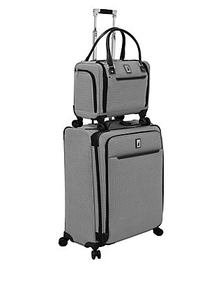 c42965804 ... London Fog® Cambridge II 8-Wheel Under The Seat Bag ...
