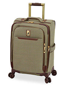 London Fog® Cambridge II Expandable Spinner Carry On