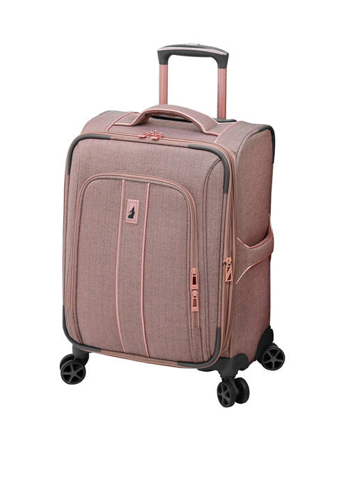 Newcastle 20 Inch Expandable Spinner Carry On