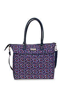 Floral Freedom Tote