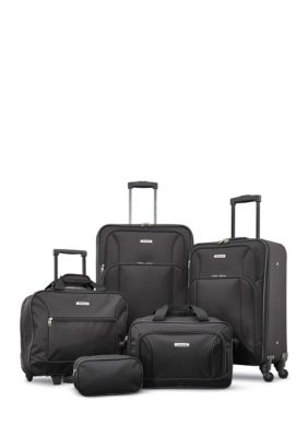 5-Piece American Tourister Spinner Luggage Set