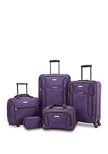 0df7c914e96 Samsonite® Silhouette 16 Expandable Spinner Luggage · American Tourister 5  Piece Spinner Luggage Set