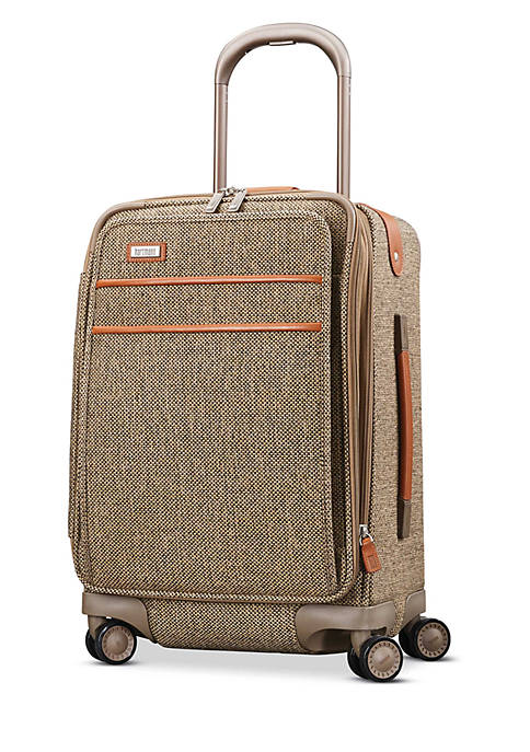 Hartmann Tweed Legend Global Expandable Carry-On Spinner