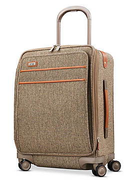 Tweed Legend Domestic Expandable Carry-On Spinner