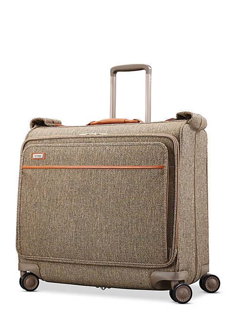 Hartmann Tweed Legend Voyager Spinner Garment Bag