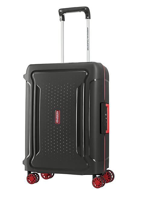 American Tourister 0AT Tribus 20 Spinner Suitcase- Black
