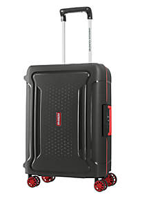 0AT Tribus 20 Spinner Suitcase- Black