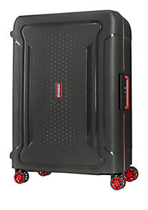 0AT Tribus 25 Spinner Suitcase- Black