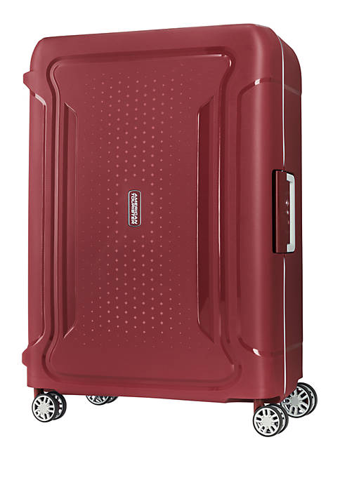 American Tourister 0AT Tribus 25 Spinner Suitcase- Red