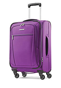 samsonite ascella 20 in spinner carry on belk