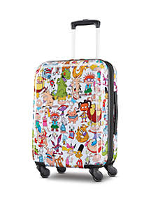 b51eb7654 Rolling Suitcase · Delsey Hyperglide Expandable Spinner Delsey Hyperglide  Expandable Spinner · American Tourister Nickelodeon 90's 20 in Hardside  Spinner