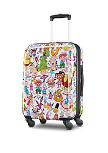 e8073193e ... American Tourister Nickelodeon 90's 28 in Hardside Spinner