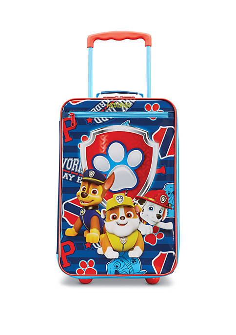 American Tourister Paw Patrol Carry On Luggage