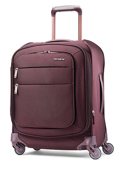 Flexis 19 Softside Spinner Cordovan Suitcase