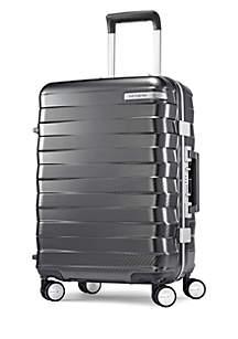0 Framelock 20 Spinner Suitcase- Gray