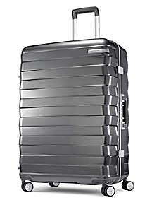 0 Framelock 28 Spinner Suitcase- Gray