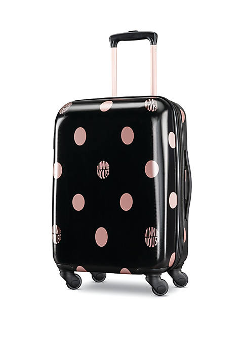 Disney Minnie Mouse Dot Hardside Spinner Luggage