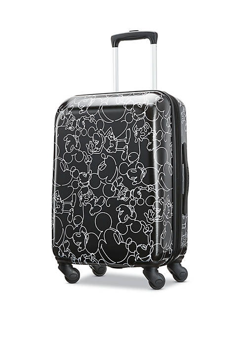 Disney Mickey Scribble Hardside Spinner Luggage