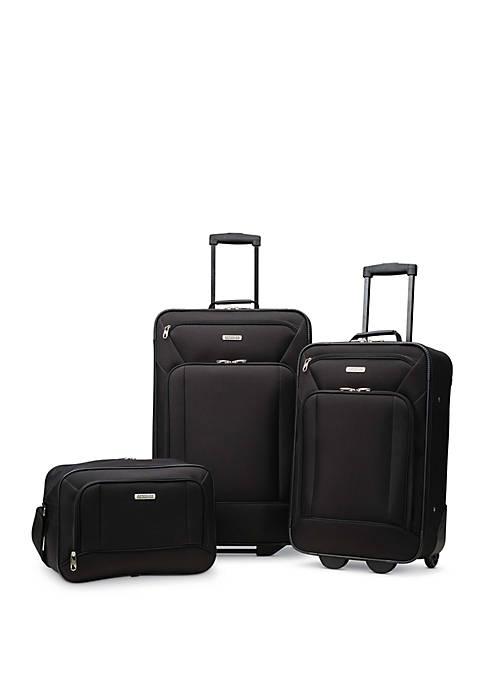 Fieldbrook XLT 3 Piece Luggage Set