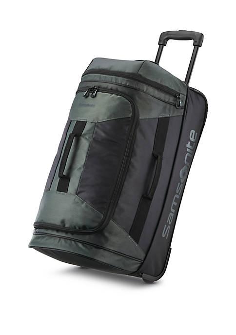 Andante 2 22 in Wheeled Duffle Bag