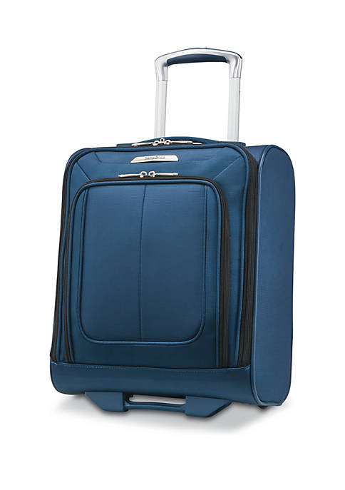 SoLyte DLX Underseat Wheeled Carry On Luggage