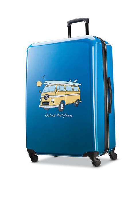 American Tourister Life is Good Spinner Suitcase