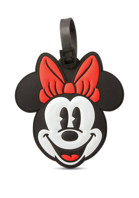 American Tourister Minnie Mouse ID Tag