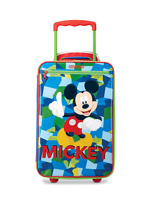 American Tourister Mickey Mouse Carry On Luggage
