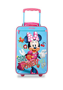 American Tourister Minnie Mouse Carry On Luggage