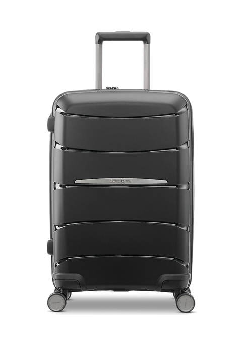 Outline Pro 22 in x 14 in x 9 in Carry On Spinner Suitcase