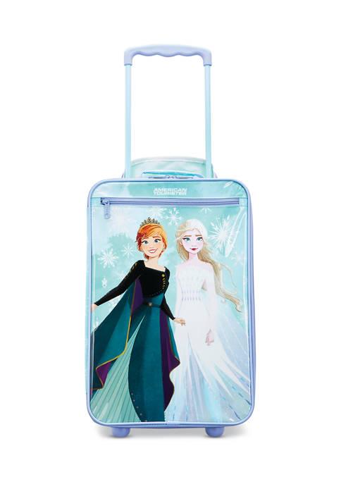 American Tourister Disney Kids Softside Frozen Upright Suitcase