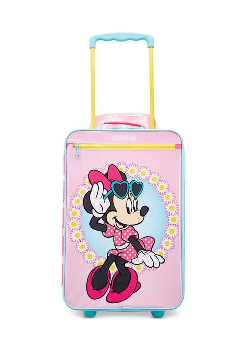 American Tourister Disney Kids Softside Minnie Mouse Upright