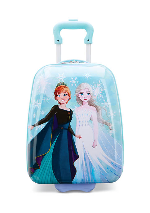 Disney Kids Hardside Frozen Upright Suitcase
