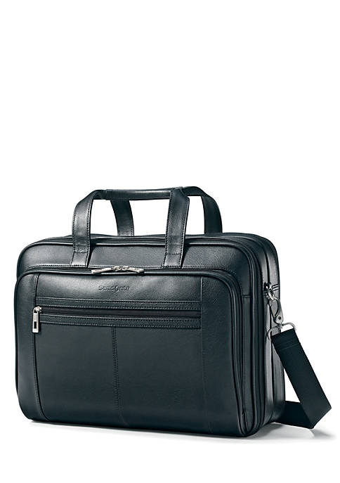 Samsonite® Check Point Friendly Leather Business Case