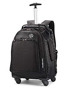 21-in. MVS Spinner Backpack - Black