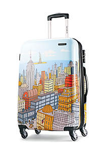 Cityscape Hardside Blue Luggage Collection  - Online Only