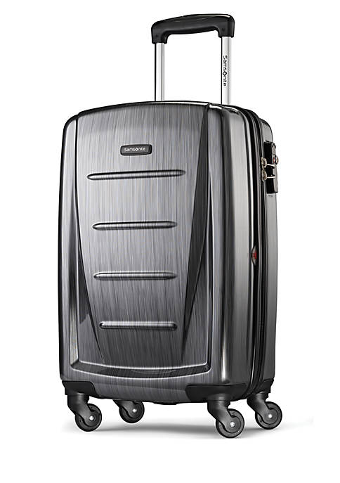 Samsonite® Winfield 2 Fashion Charcoal 20-in. Spinner