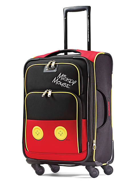 American Tourister 21-in. Mickey Mouse Pants Softside Spinner