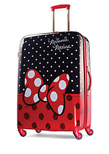 Minnie Mouse Red Bow 28-in. Hardside Spinner