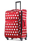 21-in. Minnie Mouse Polka Dot Softside Spinner