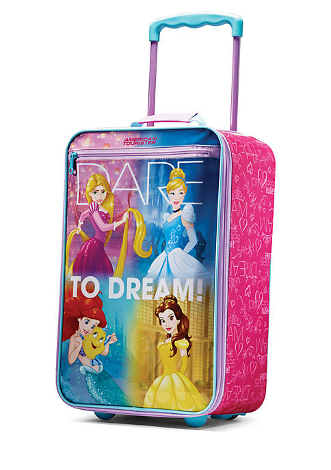 American Tourister Disney® 18-in. Princess Soft Side Upright