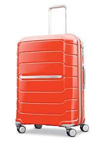Freeform 24 Spinner Suitcase- Tangerine