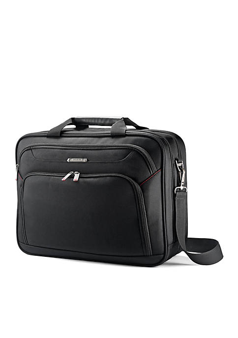 Samsonite® Xenon 3 Toploader TSA 2-Gusset Briefcase