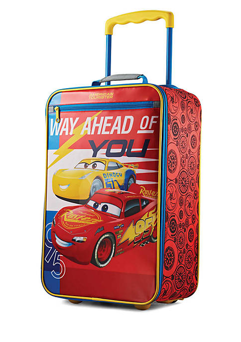 American Tourister Disney Cars 18-in. Rolling Suitcase