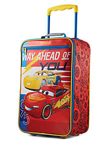 Disney Cars 18-in. Rolling Suitcase