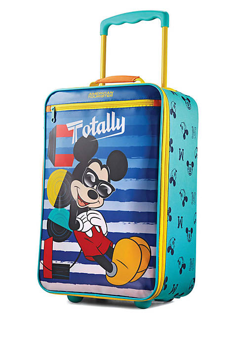 American Tourister Disney Mickey Mouse 18-in. Rolling Suitcase