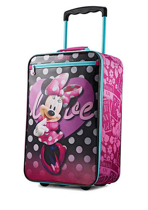 American Tourister Disney Minnie Mouse 18-in. Rolling Suitcase